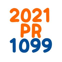 1099 Express Pre-Release Logo