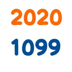 1099 Express Logo