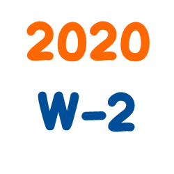 W-2 Express Logo